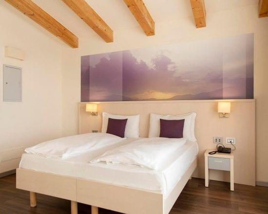 5 nights at Blu Hotel Natura & Spa and 2 green fee per person (Folgaria Golf Club and Dolomiti)