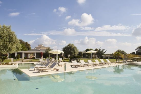 7 Nächte im MIRA Borgo di Luce I Monasteri und 3 Greenfee je Person (Golfclub Monasteri)