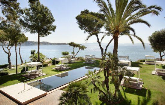 3 Nächte im Hotel Gran Melia de Mar und 1 Greenfee je Person (Realgolf Bendinat)